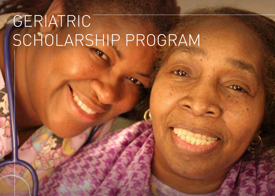 Geriatric Scholarship Program