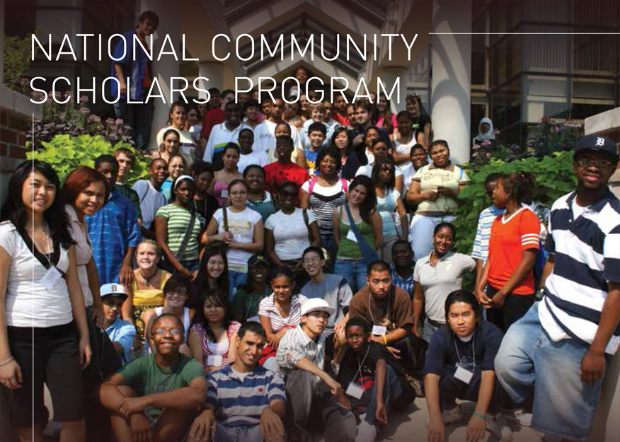 National Community Scholars Program