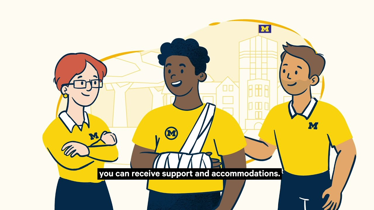 This video provides an overview of SSD's services at the University of Michigan.