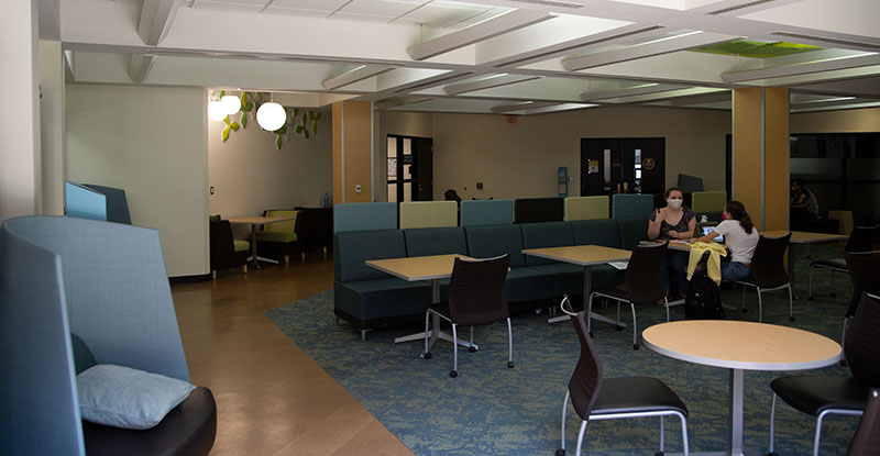 MSW Student Lobby