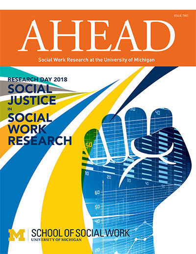 AHEAD Issue Two Cover