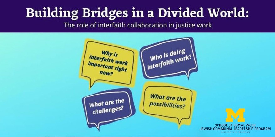 Building Bridges in a Divided World