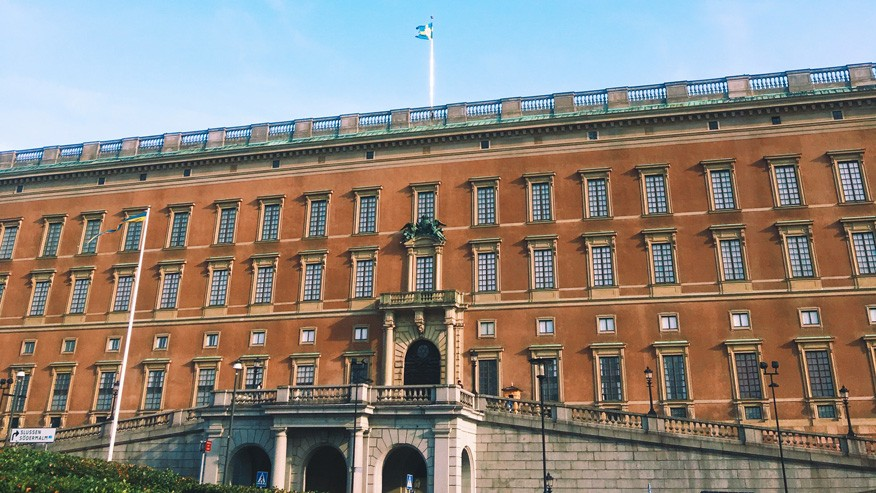 """This is the Stockholm Central Station, the site of the Reva Project a few years ago, in which Stockholm Police Officers were posted at the station, asking anyone arriving who did not """"look Swedish"""" to present identification. There was public outcry against the overt racial profiling and the project was disbanded."""