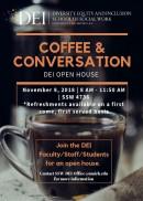 Coffee & Conversation: DEI Open House
