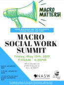 NASW-MI Macro Summit