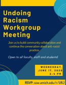 Undoing Racism Meeting