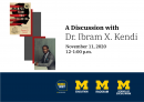 Discussion with Dr. Ibram X. Kendi