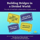 Building Bridges in a Divided World: The role of Interfaith collaboration in justice work