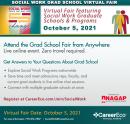 Social Work Graduate School Virtual Fair