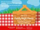 Family Night Picnic