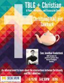 """SSW Dean's TBLG Matters Initiative: """"Christiani[TEA] and Talkback"""""""
