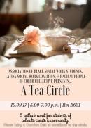 Potluck Tea Circle