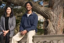 Kashmin Dalal and Keyshawn McMiller